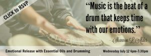 Drumming Wellness 7-12